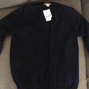 Crewcuts Sweaters - Girls cardigan size 10